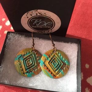 Thea Design Concept Earrings
